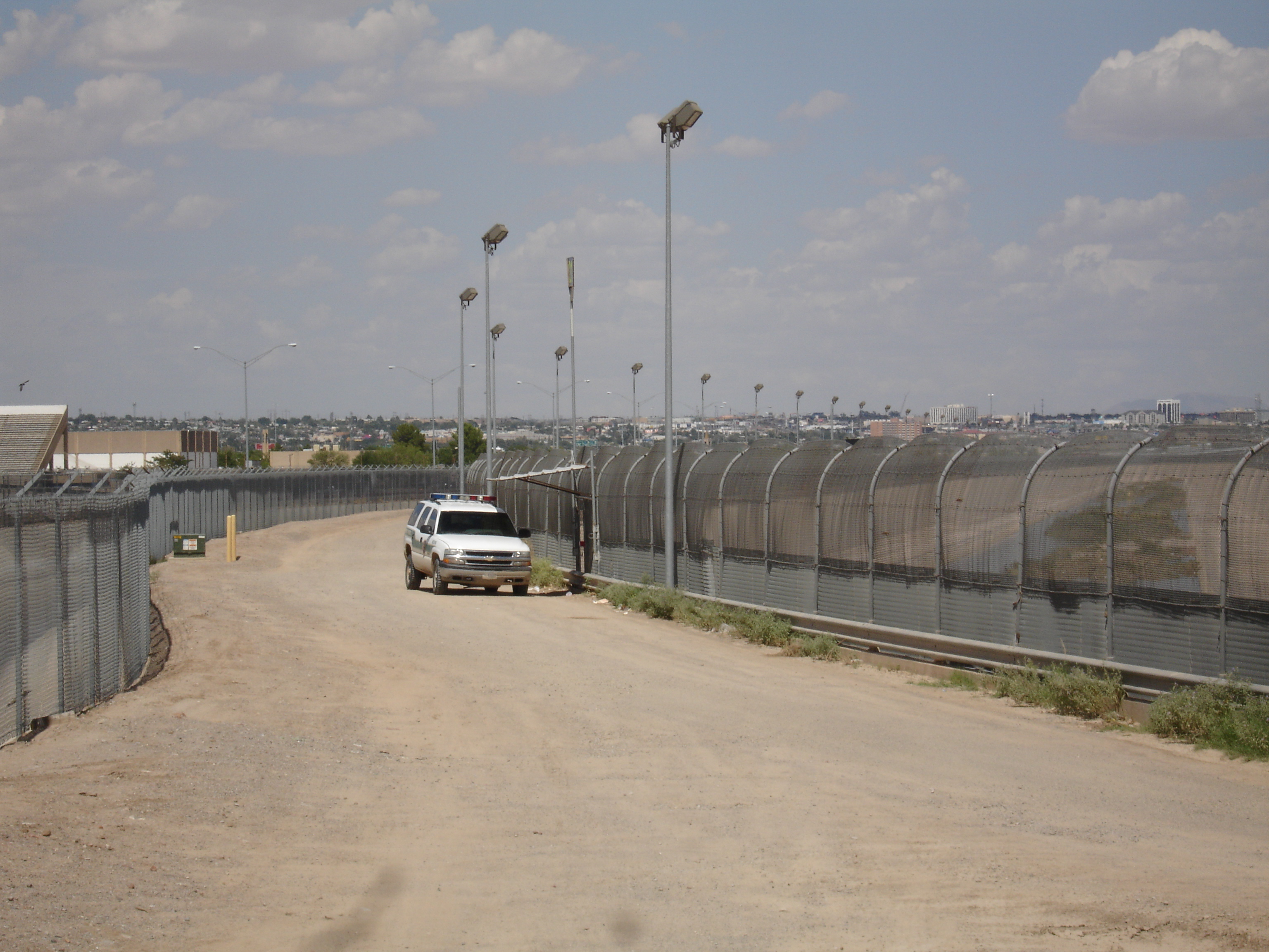 Economics Support Increased Border Security