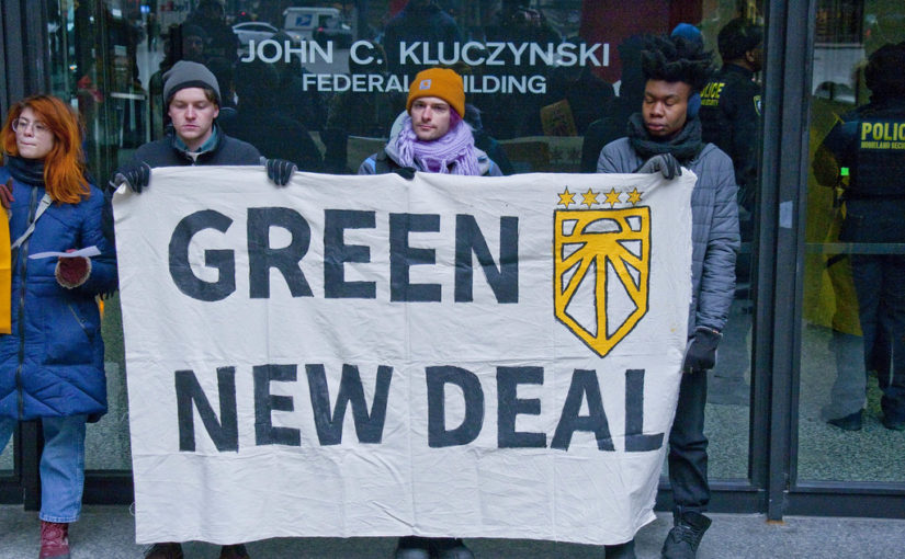 The Green New Deal's Real Problem